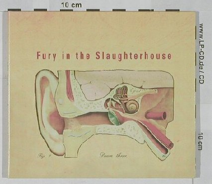 Fury In The Slaughterhouse: Down There*2+2,Digi, BMG(), D, 95 - CD5inch - 66327 - 2,50 Euro
