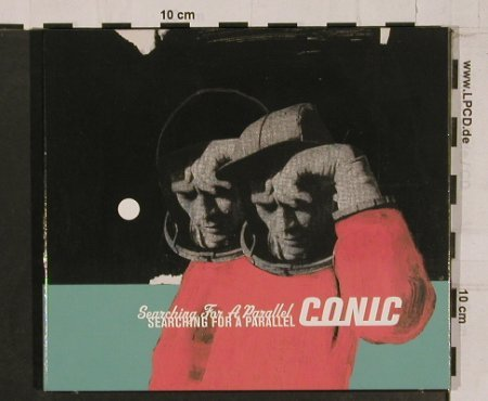 Conic: Searching for a Parallel, Digi, Consolidate Rec.(), EU, 2005 - CD - 66435 - 5,00 Euro