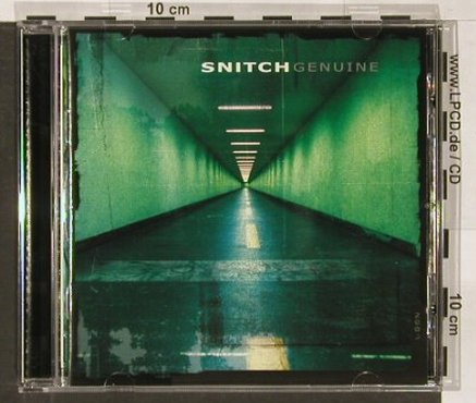 Snitch: Genuine, Wolverine(), D, 2003 - CD - 66469 - 3,00 Euro
