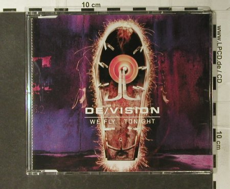 De/Vision: We Fly...Tonight*2+2, WEA(), D, 1998 - CD5inch - 66727 - 2,50 Euro