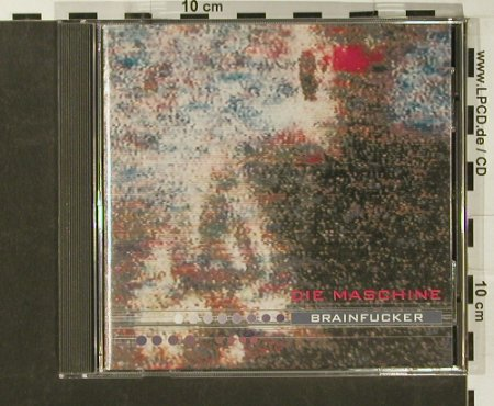 Machine, die: Brainfucker, 8 Tr., Barcode(), D,  - CD - 66765 - 4,00 Euro