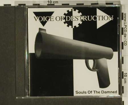 Voice of Destruction: Souls of the Damned, 6 Tr., Sate 04(), D,  - CD - 66767 - 4,00 Euro