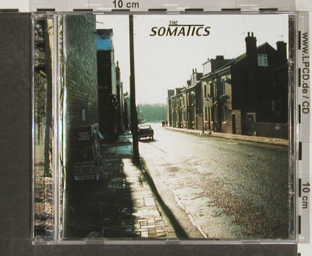 Somatics(the): Same, BBQ(), UK, 02 - CD - 67187 - 7,50 Euro