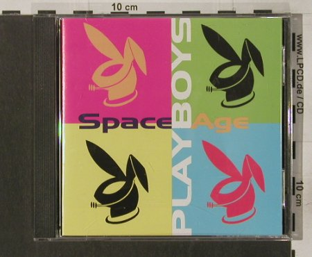 Space Age Playboys: New Rock Underground, Dream Catcher(CRIDE 10G), UK,  - CD - 67371 - 7,50 Euro
