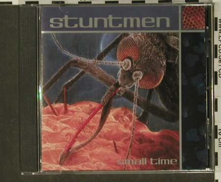 Stuntmen: Small Time, SteelCage(SCR-009), US,  - CD - 67472 - 5,00 Euro