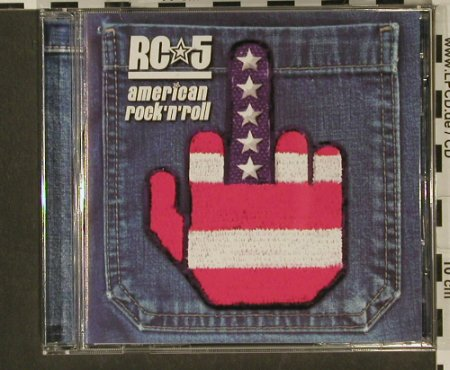 RC5: American Rock'n'Roll, Twenty Stone Blatt(BAMF24), UK,  - CD - 67516 - 7,50 Euro