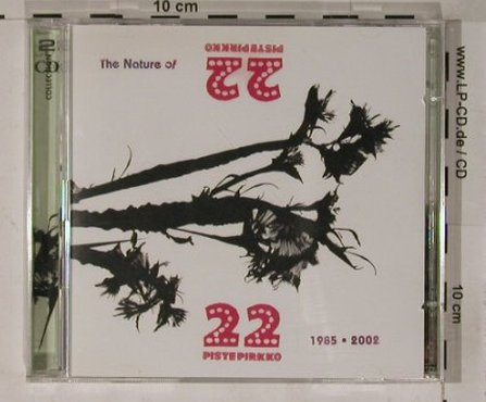 22 Pisterpirkko: The Nature of.1985-2002, BareBone(), , 02 - 2CD - 67836 - 11,50 Euro