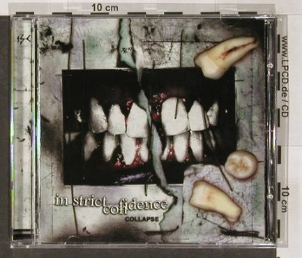 In Strict Confidence: Collapse, 15 Tr., Minuswelt(minus 022), , 2005 - CD - 67974 - 10,00 Euro