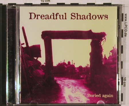 Dreadful Shadows: Buried Again(96), Rabazco(), EU, 03 - CD - 68242 - 11,50 Euro