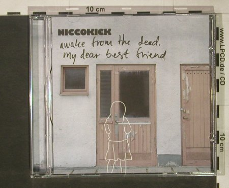 Niccokick: Awake from the Dead, Razzia Bow(), EU, 2004 - CD - 68589 - 10,00 Euro