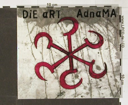 Die Art: Adnama, 9Tr., Digi, Our Choice(), D, 97 - CD - 68623 - 7,50 Euro