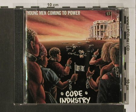 Code Industry: Young Men Coming To Power, Antler(), , 1992 - CD - 68757 - 10,00 Euro