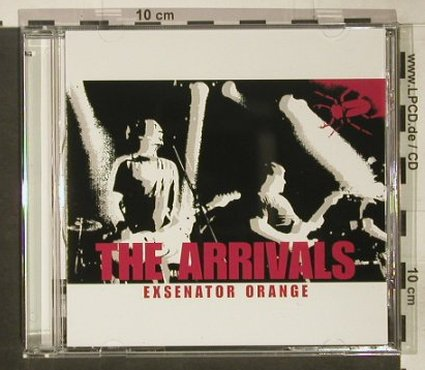 Arrivals,The: Exsenator Orange, co, Thick Rec.(), US, 2003 - CD - 68817 - 7,50 Euro