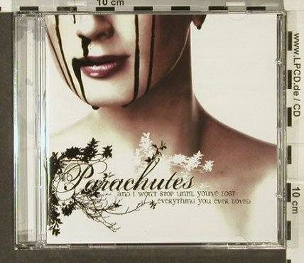 Parachutes: and I won't stop until you've lost, Lockjaw(), , 2006 - CD - 69354 - 7,50 Euro