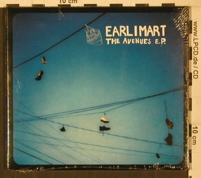 Earlimart: The Avenues E.P., Digi, FS-New, Palm(), US, 03 - CD5inch - 80290 - 7,50 Euro