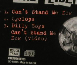 Libertines: Can Stand me now+2+video, RTD(RTRADSCDE163), EU, 2004 - CD5inch - 80493 - 4,00 Euro