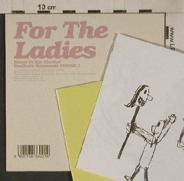 Hiorthøy,Kim: For the Ladies, Digi, Smalltown Supersound(STS060CD), , 2004 - CD - 80530 - 7,50 Euro