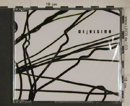 De/Vision: Twisted Story+3, FS-New, Popgefahr Rec.(POP008-5), D, 2011 - CD5inch - 80600 - 4,00 Euro