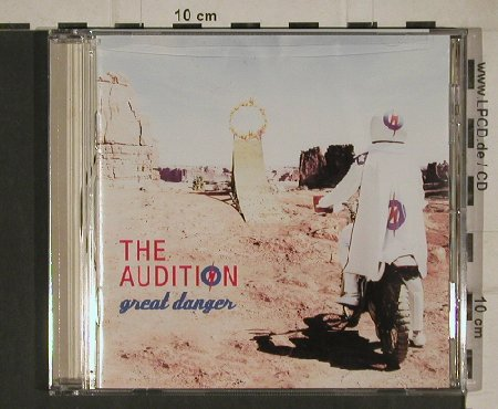 Audition, the: Great Danger, FS-New, Victory(VR 561), US, 2010 - CD - 80660 - 7,50 Euro