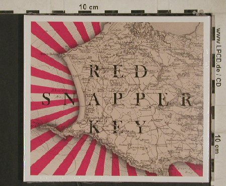 Red Snapper: Key, Digi, FS-New, V2(VVNL22082), EU, 2011 - CD - 80744 - 7,50 Euro