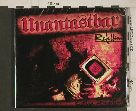 Unantastbar: Rebellion, Digi, FS-New, Rookies & Kings(RK 038), , 2011 - CD - 80763 - 10,00 Euro