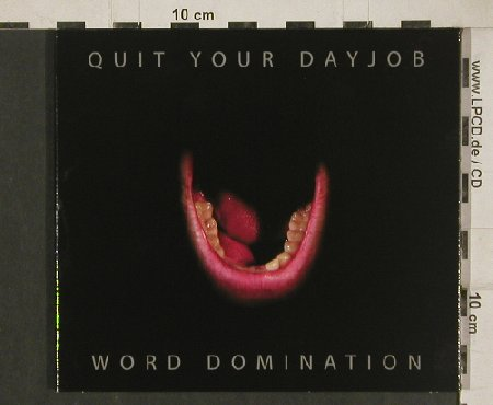 Quit Your Dayjob: Word Domination, Digi, Alleycat(ALC030), ,  - CD - 80767 - 7,50 Euro
