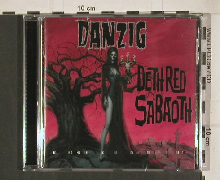 Danzig: Deth Red Sabaoth, FS-New, AFM(335-2), , 2010 - CD - 80843 - 10,00 Euro