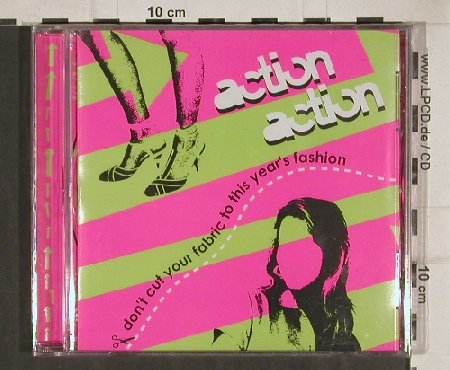 Action Action: Don't cut your fabric to this...,co, Victory,Promo(), US,FS-New, 2004 - CD - 81007 - 5,00 Euro