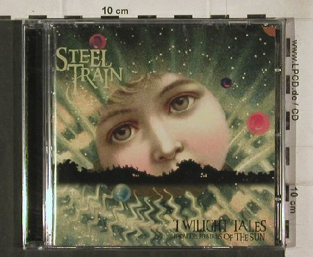 Steel Train: Twilight Tales from the Prairies..., Drive-Thru Rec.(DTUcd006), EU,FS-New, 2004 - CD - 81204 - 10,00 Euro