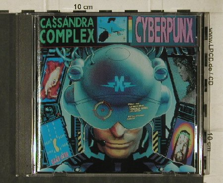 Cassandra Complex: Cyberpunk, Play It Again Sam(BIAS 148 CD), A, 1989 - CD - 81442 - 10,00 Euro