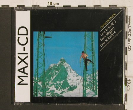 Depeche Mode: Love In Itself*3+1, Mute CD Bong 4(INT 826.816), D, 1988 - CD5inch - 82078 - 4,00 Euro