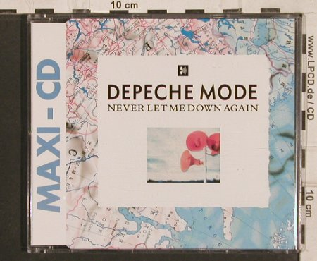 Depeche Mode: Never Let Me Down Again*2+2, Mute(INT 826.868), D, 1987 - CD5inch - 82082 - 4,00 Euro