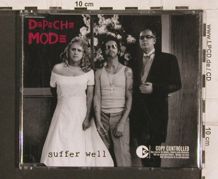 Depeche Mode: Suffer Well*6, Venusnote(094636034928), EU, 2006 - CD5inch - 82090 - 6,00 Euro