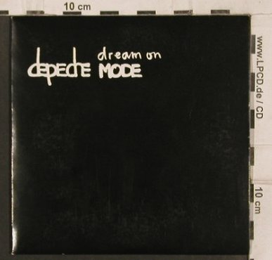 Depeche Mode: Dream On*4, Digi, VenusNote(724389753622), EU, 2001 - CD5inch - 82113 - 3,00 Euro