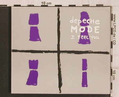 Depeche Mode: I Feel You 3x+1,Digi, Mute CD Bong 21(INT 826.750), D, 1993 - CD5inch - 82114 - 3,00 Euro