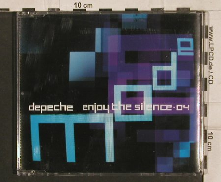 Depeche Mode: Enjoy The Silence / Halo, Venusnote CD Bong 34(724386753625), EU, 2004 - CD5inch - 82127 - 5,00 Euro