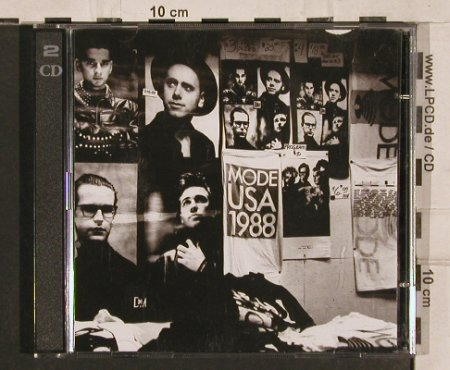 Depeche Mode: 101, Mute(724384177621), NL, 1989 - 2CD - 82143 - 7,50 Euro