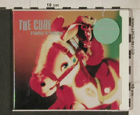 Cure: Strange Attraction*2+3,Digi, FS-New, Fiction(63999-2), US, 96 - CD5inch - 90147 - 10,00 Euro