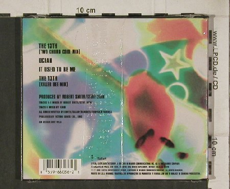 Cure: The 13TH*2+2, Digi, FS-New, Fiction(), US, 96 - CD5inch - 90148 - 10,00 Euro