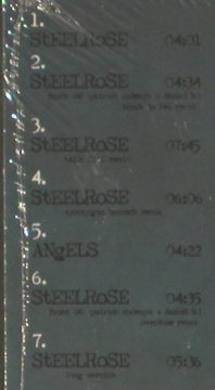 Project Pitchfork: Steelrose*6/Angels, FS-New, EW(3984-23686-2), D, 1998 - CD5inch - 90239 - 5,00 Euro