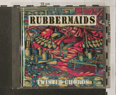 Rubbermaids: Twisted Chords, SPV(), D, 91 - CD - 90241 - 11,50 Euro