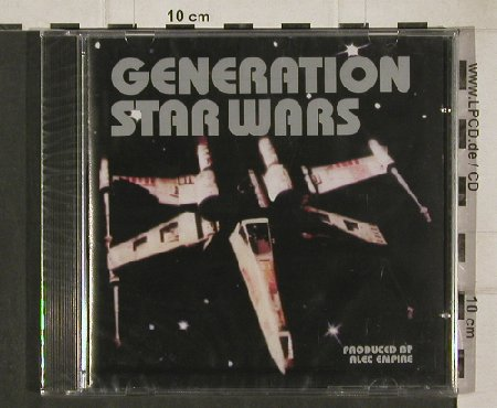 Empire,Alec: Generation Star Wars, FS-NEW, Mille Plat(MP cd 11), , 1994 - CD - 90501 - 12,50 Euro