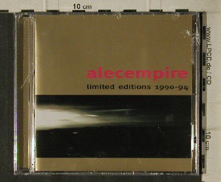 Empire,Alec: Limited Edition 1990-94, FS-NEW, Geist Ltd.(008), UK, 2000 - CD - 90502 - 12,50 Euro
