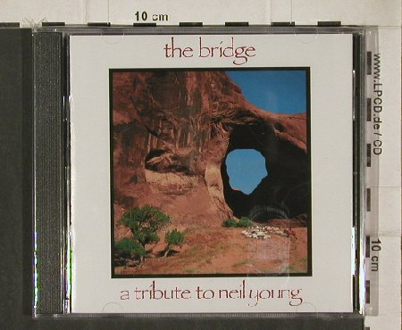V.A.The Bridge: A Tribute to Neil Young,14Tr,FS-New, Caroline(), US, 89 - CD - 90504 - 10,00 Euro