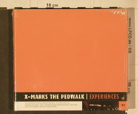 X-Marks the Pedwalk: Experiences,02,Digi, FS-New, DyingCult.(008-02), , 2003 - 2CD - 90668 - 10,00 Euro