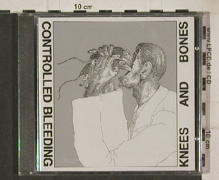 Controlled Bleeding: Knees & Bones, FS-New, Dossier(9084), D, 97 - CD - 90692 - 10,00 Euro