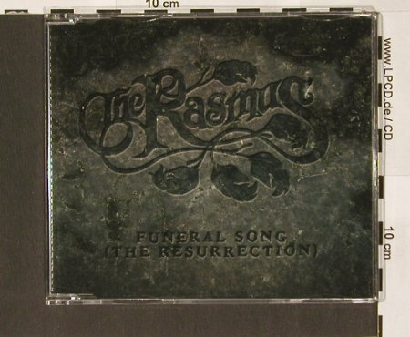Rasmus: The Funeral Song(resurrection), Playgr(), 1Tr.Promo, 04 - CD5inch - 90830 - 5,00 Euro