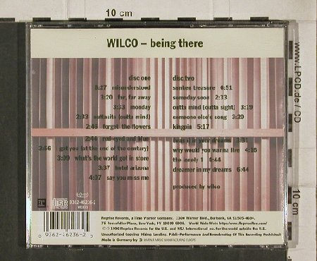 Wilco: Being There, Reprise(), D, 1996 - 2CD - 90879 - 12,50 Euro