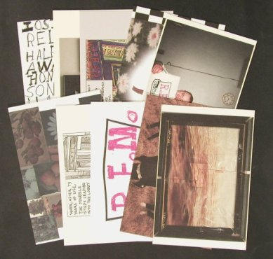 R.E.M.: Out of Time + 10 Postcard Set, Atens LTD(), UK, 1991 - CDgx - 91298 - 12,50 Euro