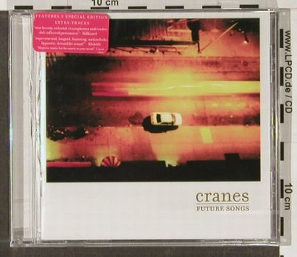 Cranes: Future Songs, FS-New, DADAphonic(001), UK, 01 - CD - 91412 - 11,50 Euro